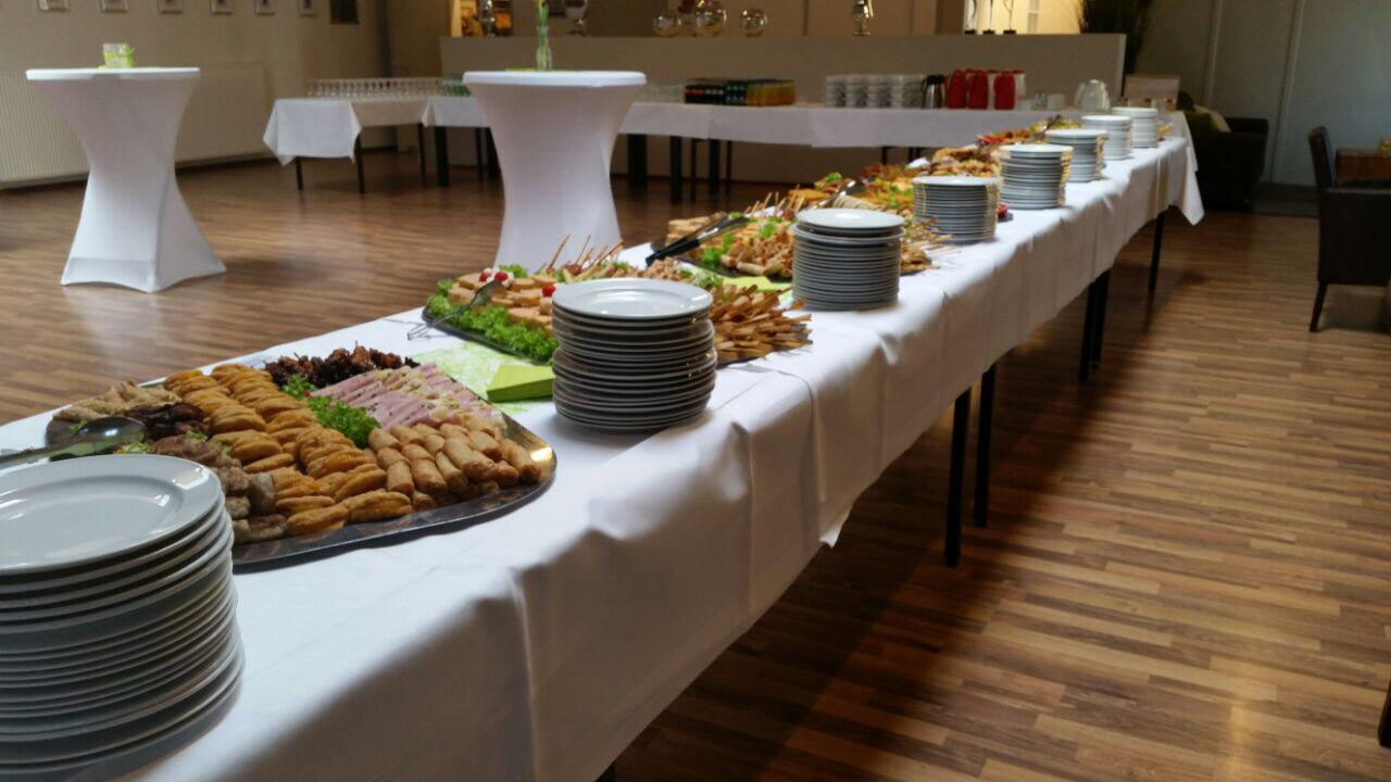 Buffet Kommunion Partyservice Meyer Catering