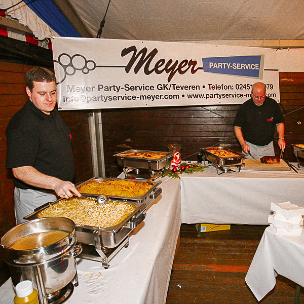 Bedienservice Catering Partyservice Meyer