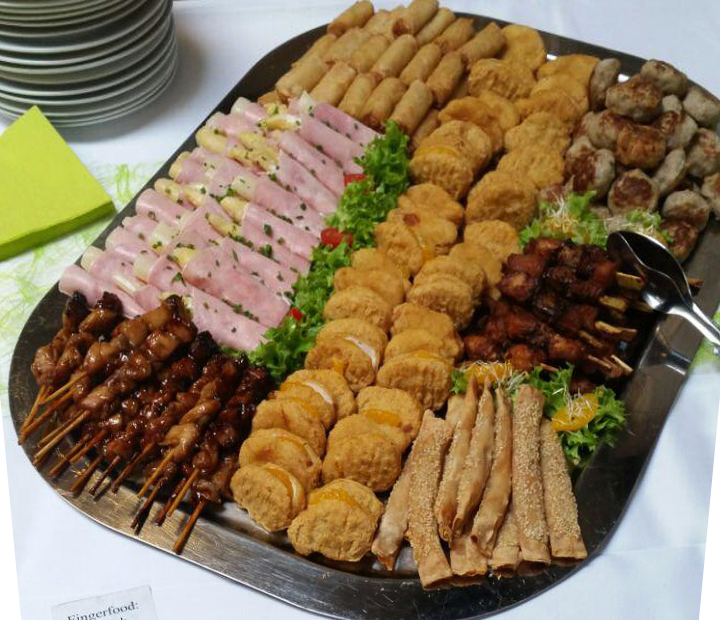 Fingerfood Partyservice Meyer Catering