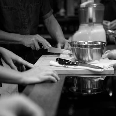 Küche Partyservice Meyer Zubereitung