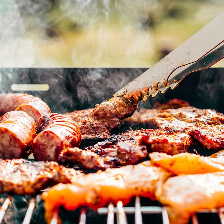 Grillbuffet Partyservice Meyer