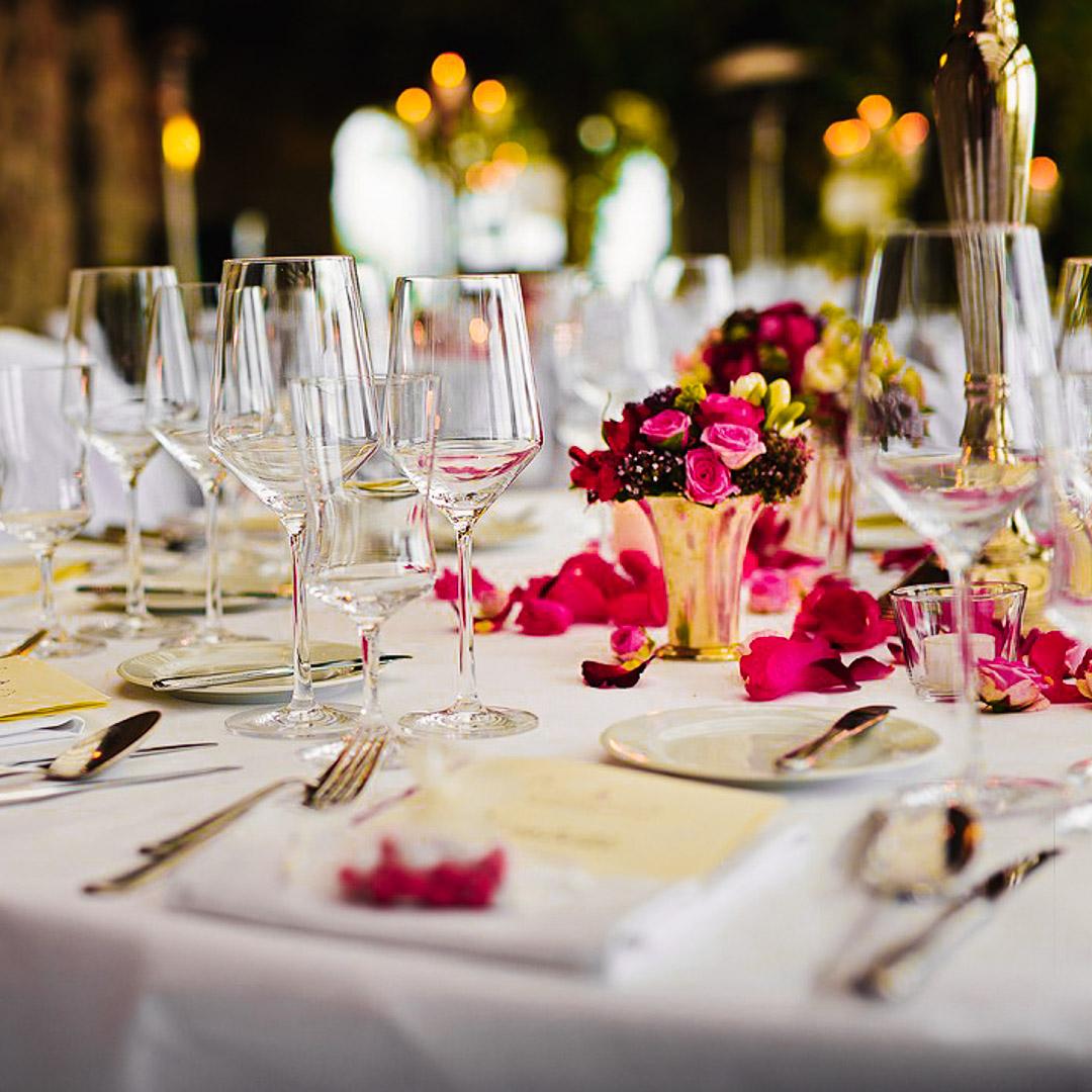 Hochzeitsplanung Catering Partyservice Meyer